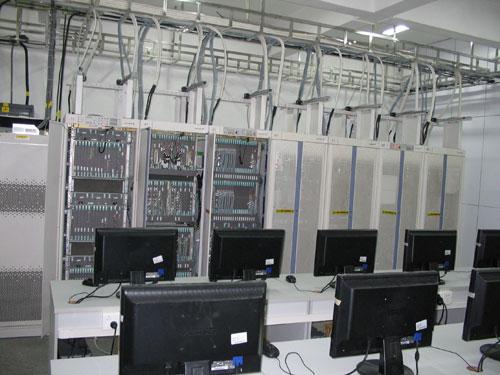 中国移动通信实训室