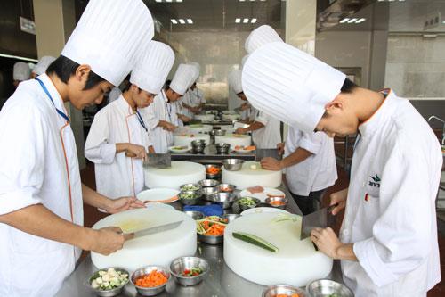 中餐烹饪实训室