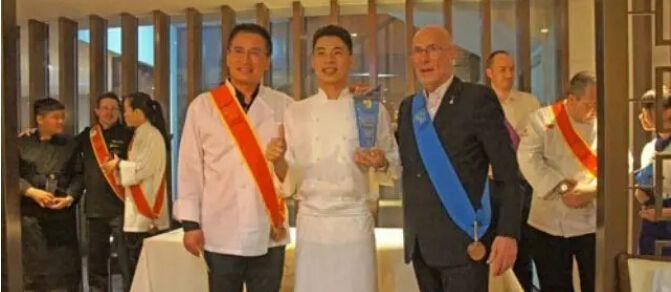 广州白云工商技师学院学子夺得2015年青年人才奖中国赛区冠军