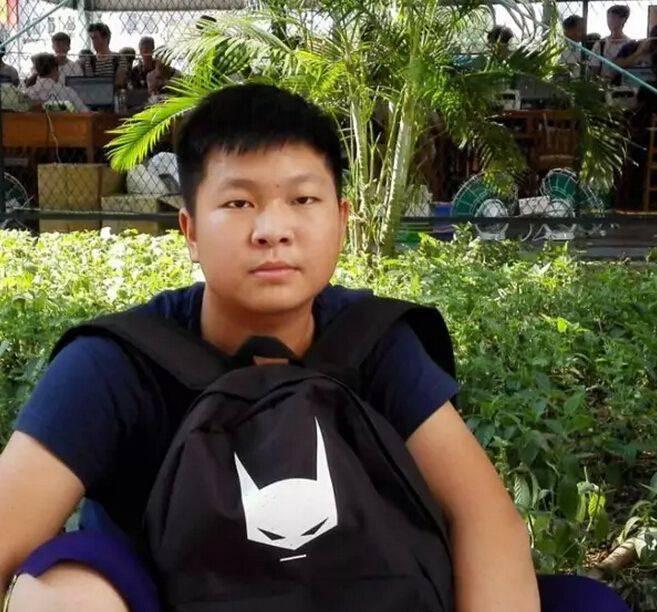 我来自重庆沙坪坝,我叫覃玥