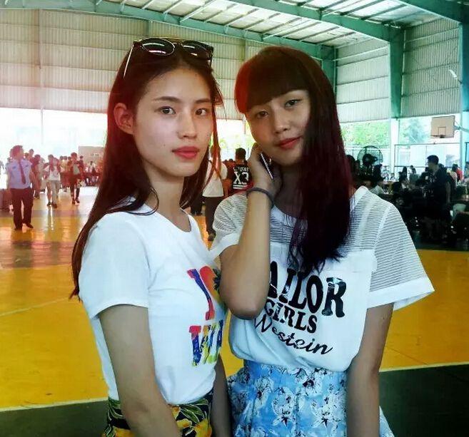 我们来自湖南省郴州市,我们是胡海雁&薛咪