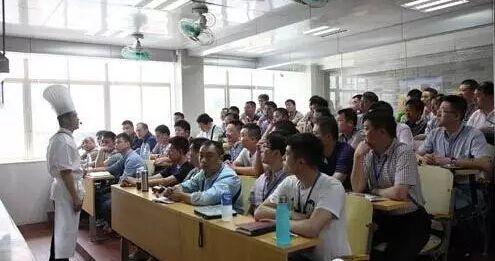 """打造粤菜烹饪技术的""""黄埔军校"""""""