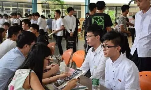 """企业万元高薪只为""""抢到""""广州白云工商技师学院学子"""
