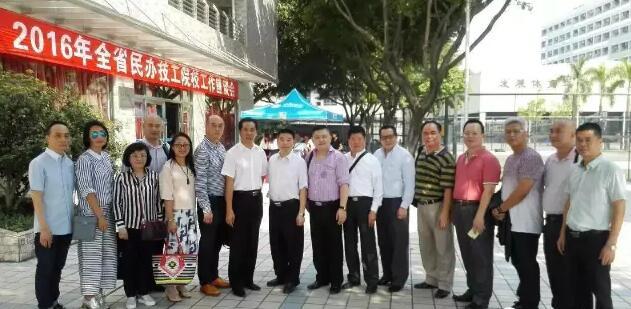 澳洲华人餐饮业商会走进广州白云工商技师学院