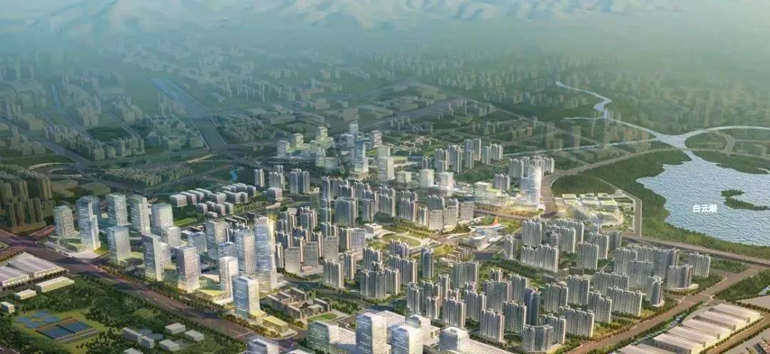 白云湖数字科技城