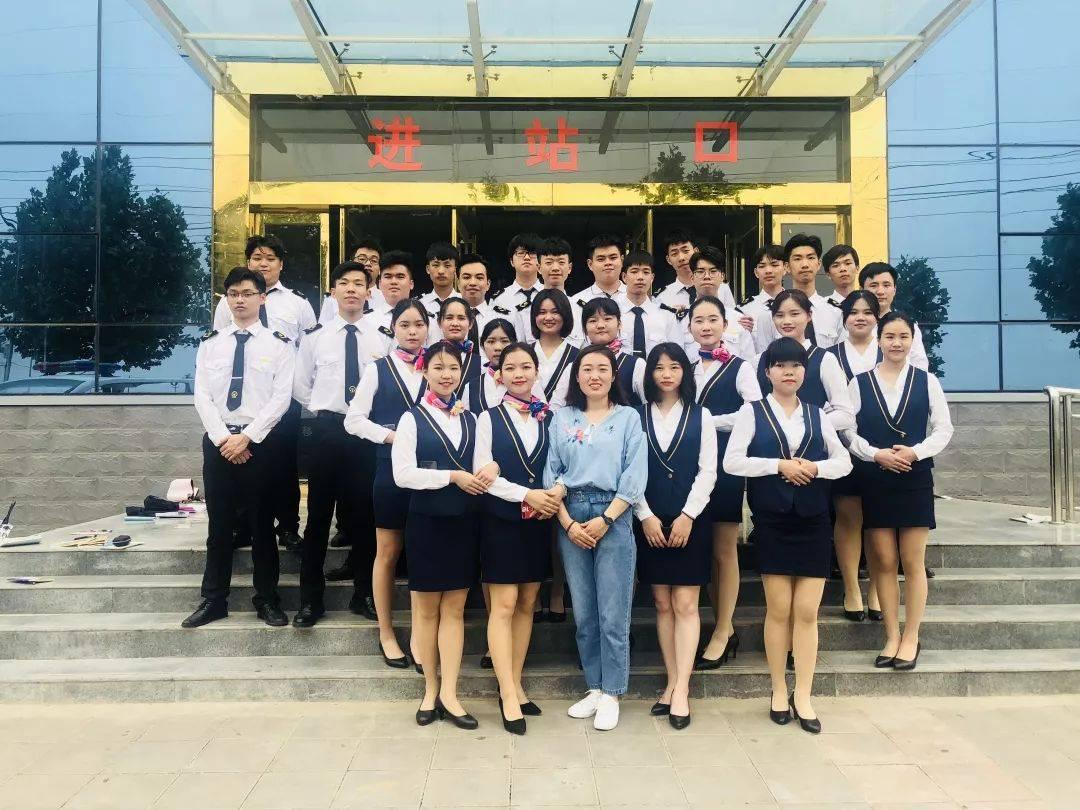 广州白云工商技师学院城轨专业
