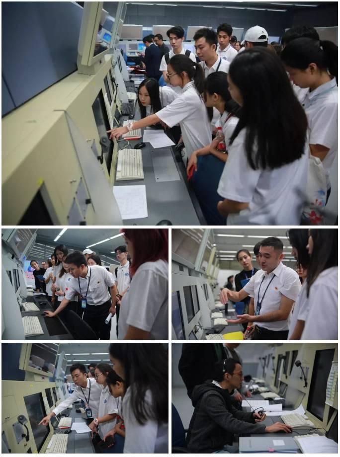 广州白云工商技师学院航空服务专业