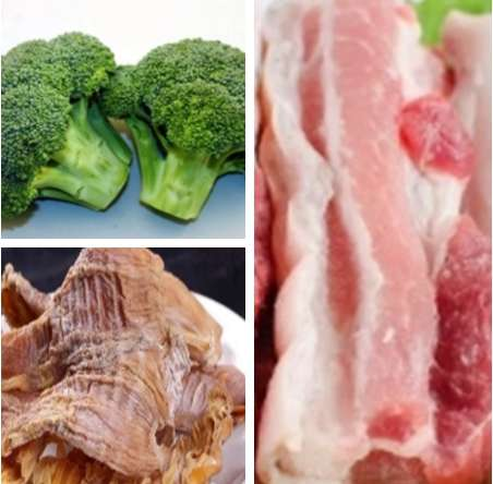 广州白云工商技师学院烹饪大师工作室 图文教你做–大肉焖笋干