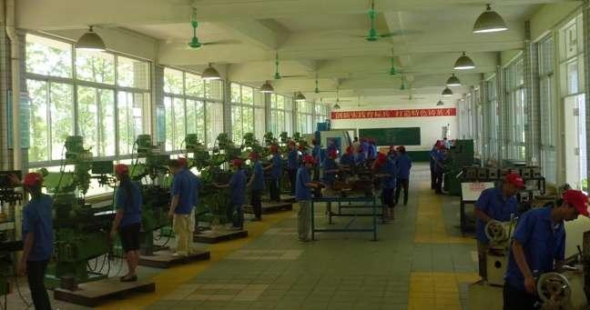 广州市南方模具工业技工学校