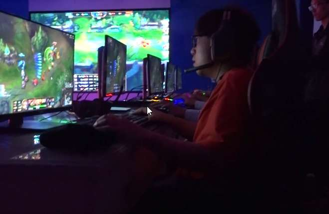白云电子竞技超级联赛