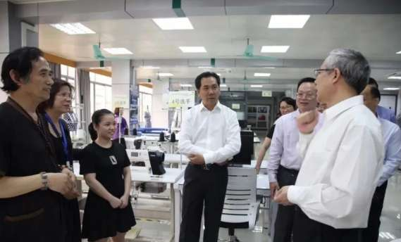 国家人社部汤涛副部长亲临45届世赛集训现场指导工作