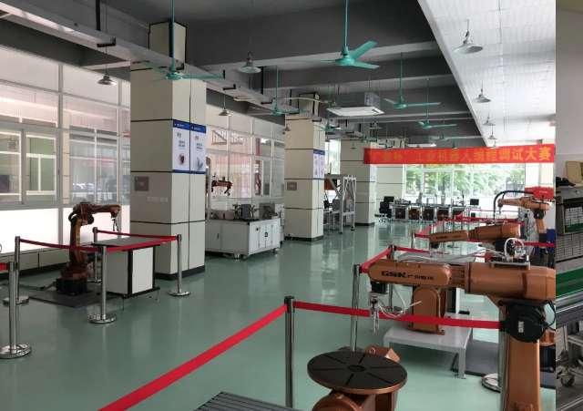 广州工业机器人专业学校