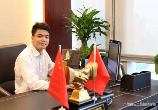 计算机网络专业优秀毕业生吴贤茂