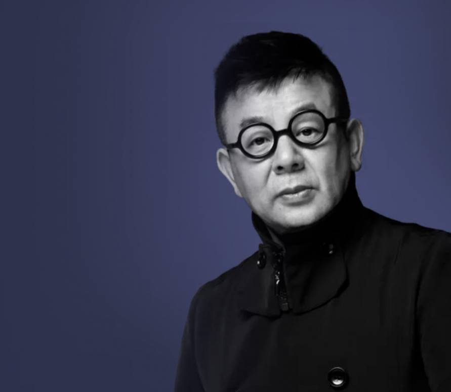 计文波 中国服装设计师协会副主席 中国设计师最高奖