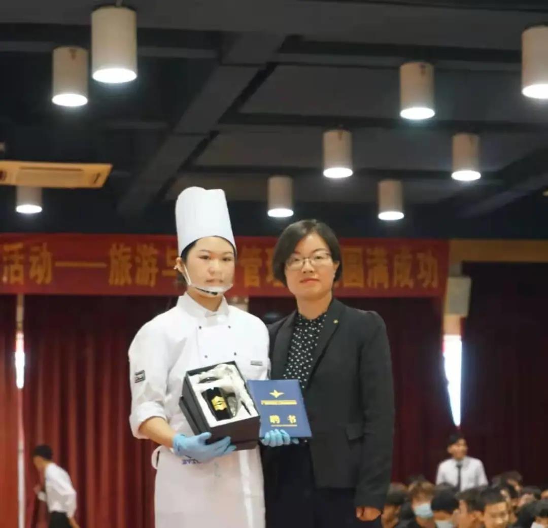 胡心同学最终选择——广州香格里拉大酒店