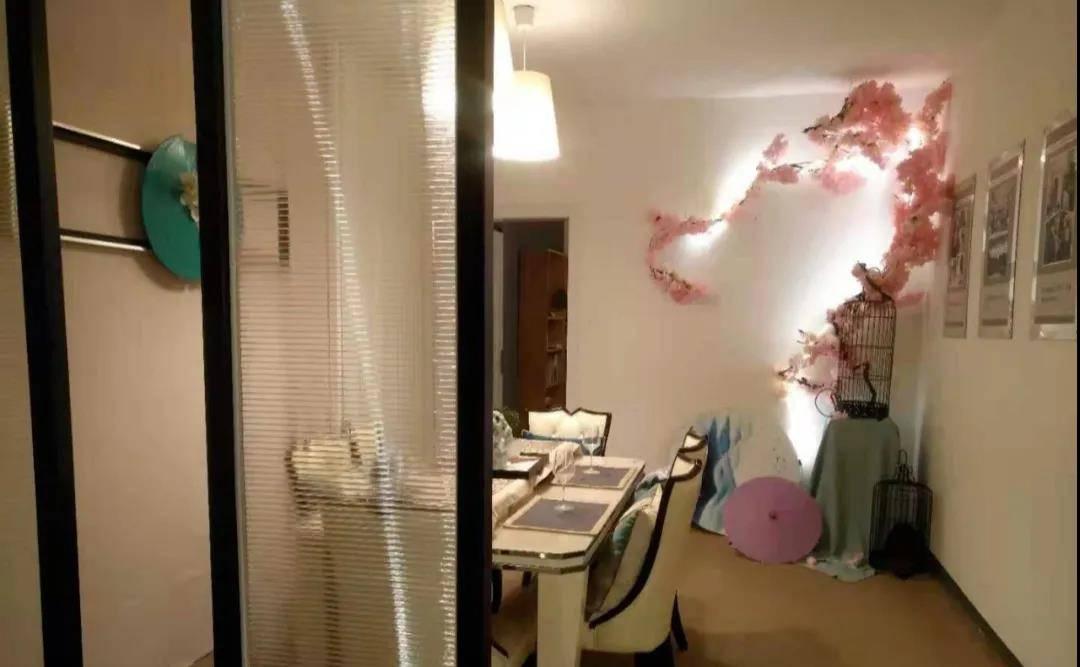室内设计专业 软装教室实景拍摄