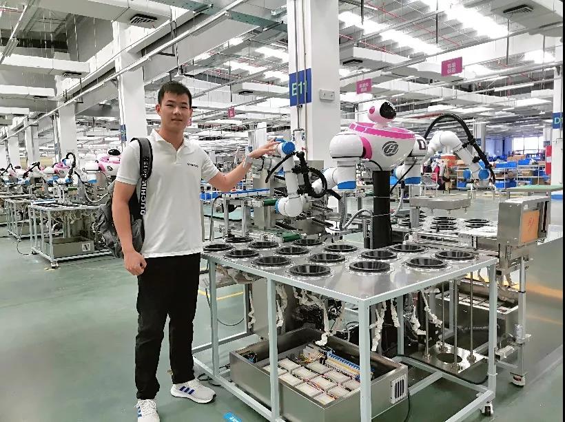 梁日升 遨博(江苏)机器人有限公司机器人调试工程师