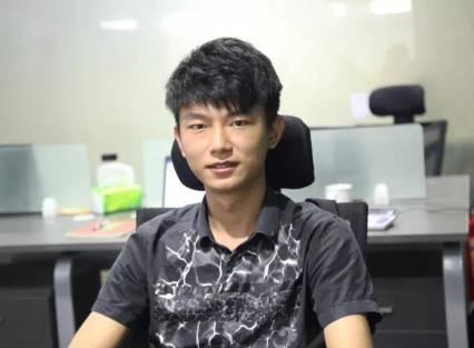 广州市白云工商技师学院3D打印专业优秀学子曹鑫
