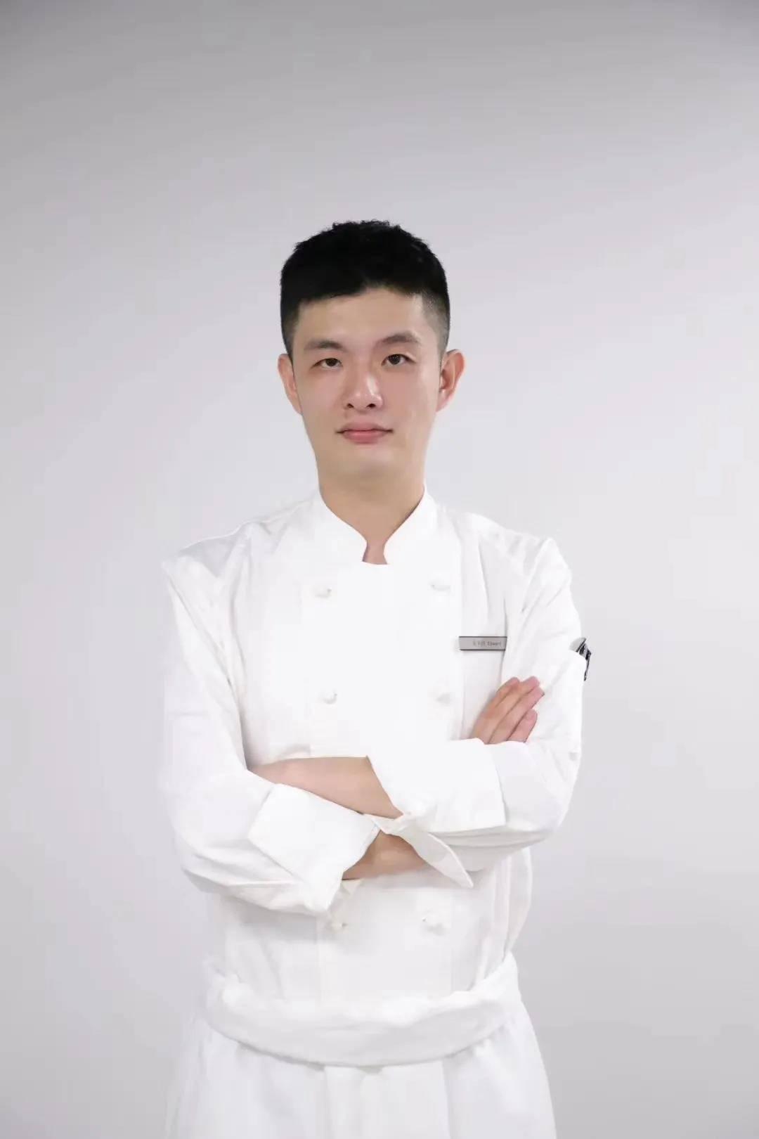 广州市白云工商技师学院烹饪专业优秀毕业生栗未炜