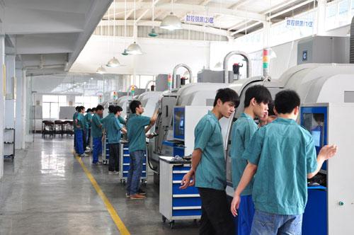 数控加工专业现代制造中心