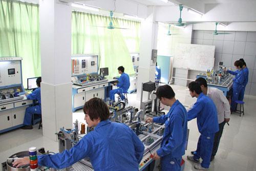 机电一体化(五年制高级技工)