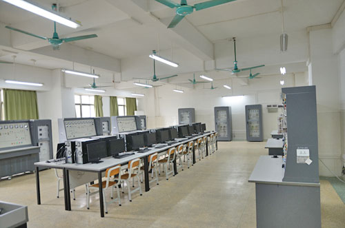 电力系统及自动化技术专业实训室