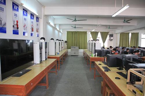 3D打印技术应用(中级技工)白云捷和3D打印技术产学研中心