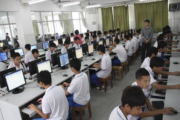 计算机网络应用(云计算方向高级技工)专业