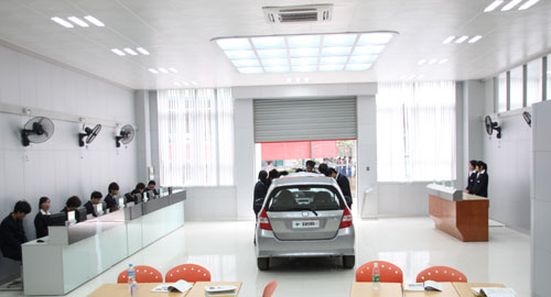 汽车技术服务与营销(中级技工)