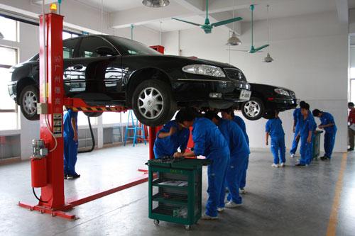 汽车检测与维修(三年制高级技工)