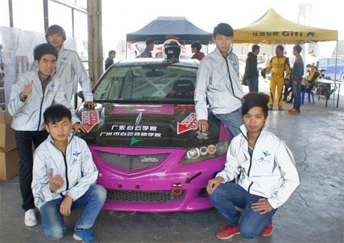 汽车改装专业赛车
