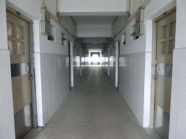 学生宿舍楼道